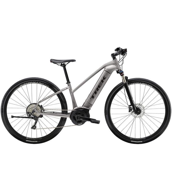 Trek Dual Sport Wsd Gunmetal Velo Ronny S Bicycle Store