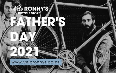 Cool 'Dad Bike Stuff'